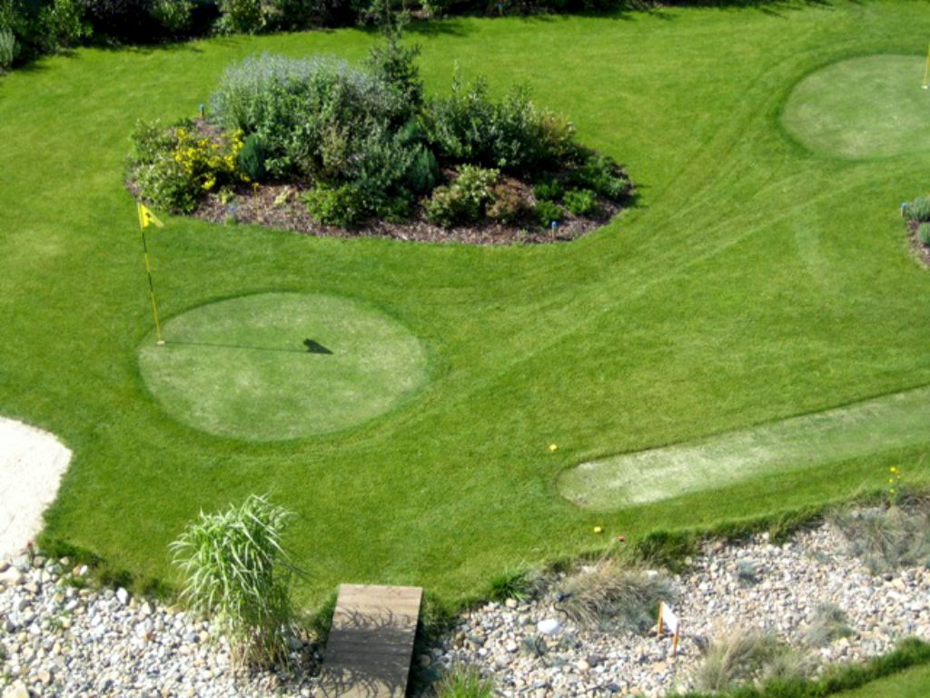 Řešení které zapadá do koncepce zahrady