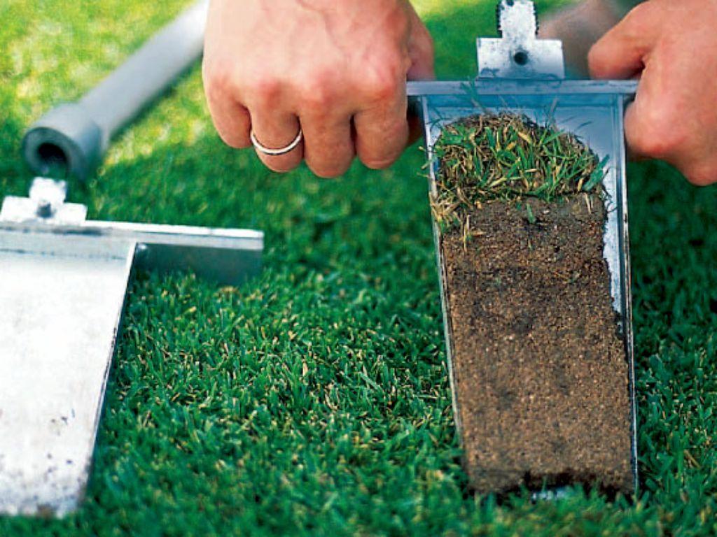 Kvalita podloží pod trávníkem je důležitá pro jeho růst