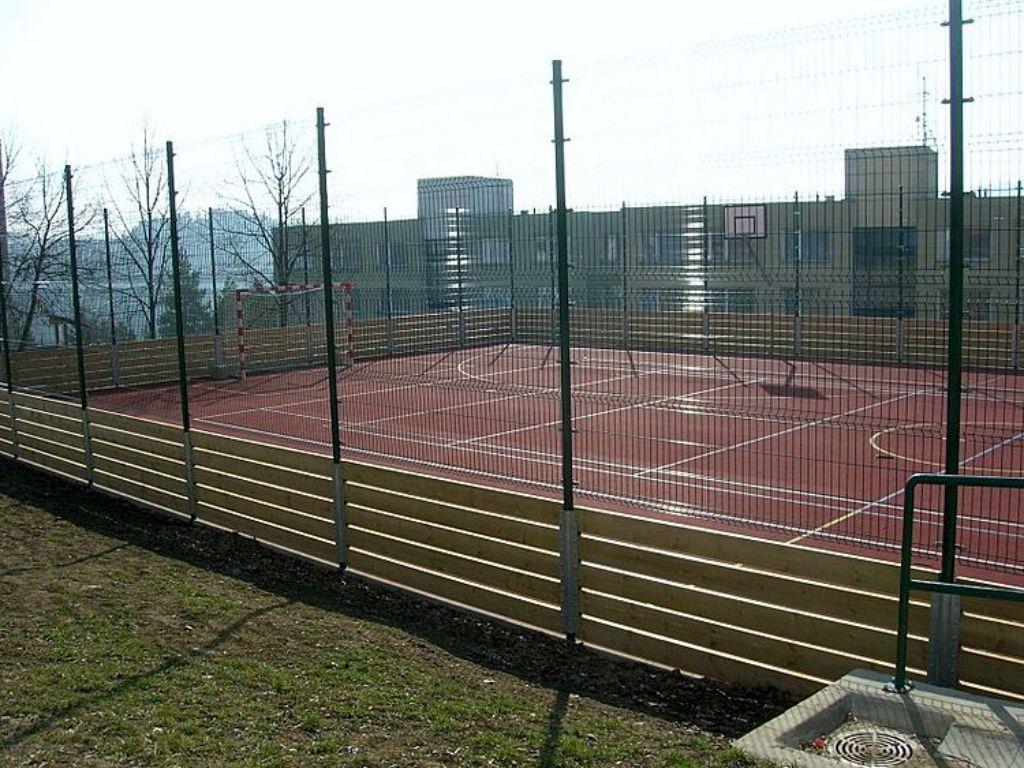 Mini fotbalové hřiště s celoročním provozem