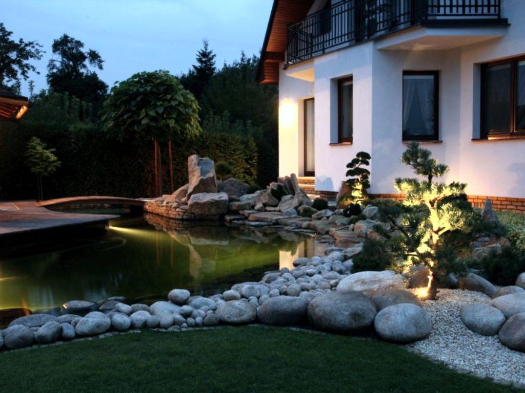 Vhodné světlo na zahradě - Váš venkovní obývák