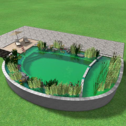 Model biotopu pro určení stavební složitosti