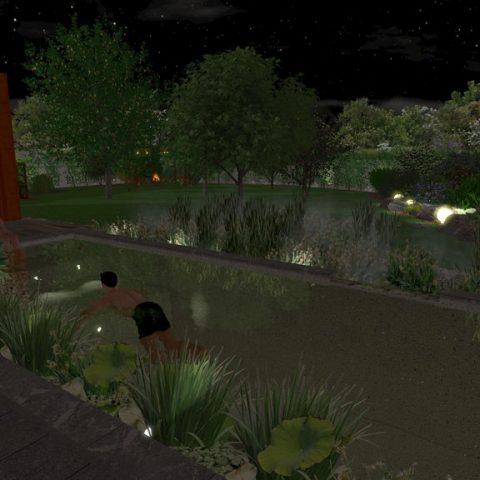 Osvětlení zahrady - využívejte zahradu i po setmění!